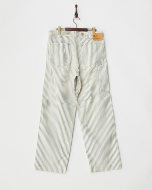 HICKORY USED  日本製PAINTER PANTS見る