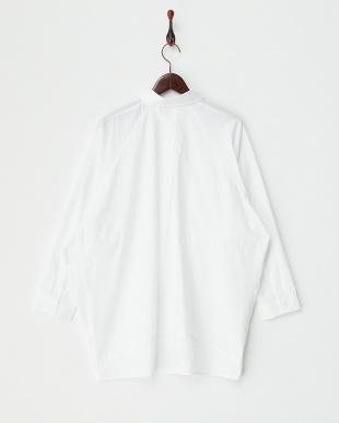 WHITE ビッグシャツ見る