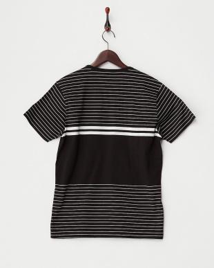 ブラック  サキゾメBD Tシャツ見る