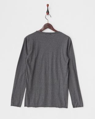 グレー  REGARD GYPSY SOUL ブロークン長袖Tシャツ見る