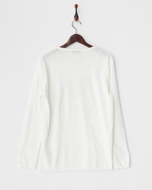 オフホワイト  REGARD GYPSY SOUL ブロークン長袖Tシャツ見る