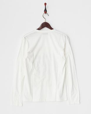 オフホワイト Bohemian Dream Photo 長袖Tシャツ見る