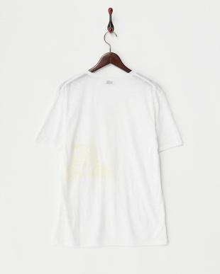 ホワイト NEWYORK 霜降りTシャツ見る