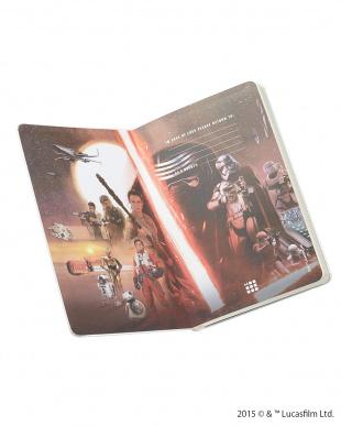 ブラック カイロ・レン  STAR WARS ノートブック/横罫・ラージサイズ見る