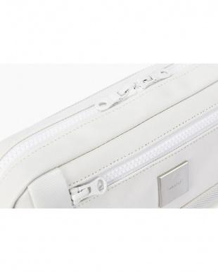 ホワイト  Waist Bag ウエストバッグ見る