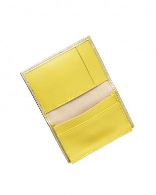 レモン  LM Cuir カードケース見る