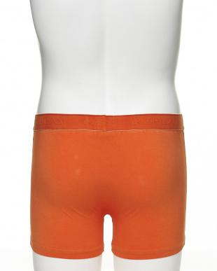 オレンジ  色ムラ仕上げ調ボクサー見る