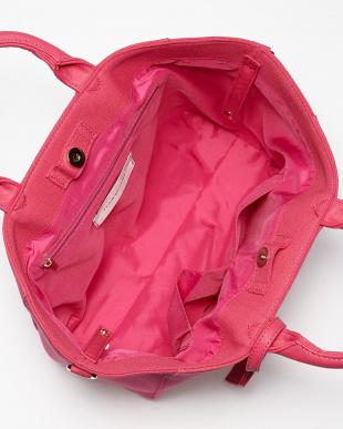 ピンク  Canvas 2Way Bag見る