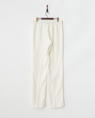 WHITE  RENNA Long pants見る