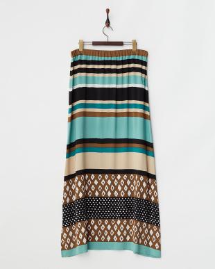 CAMEL BEIGE CETRA Skirt見る