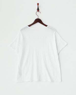WHITE  スポーツTシャツ見る
