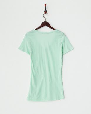 DK MINT ベーシックVネックTシャツ見る
