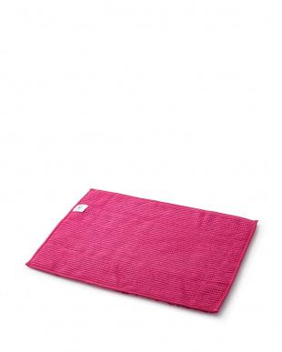 ピンク  ハリー マイクロモールバスマット 45×60cm見る