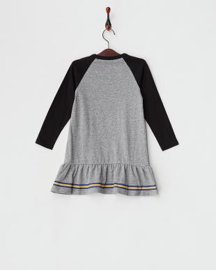 ASH L/S BB TEE DRESS ADVENTURE|KIDS見る