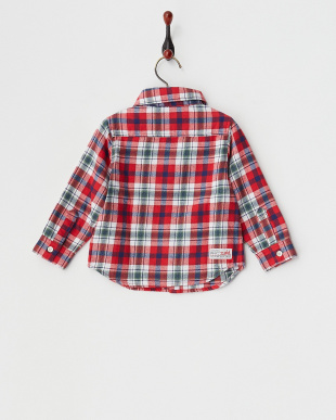 RED  COLORFUL SHIRT|BABY見る