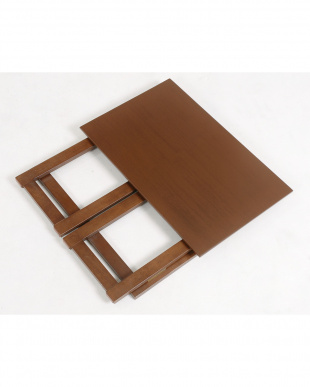 折りたたみテーブル 70×45×69cm見る
