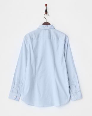 BLUE TAILORED FIT ストレッチボタンダウンシャツ見る