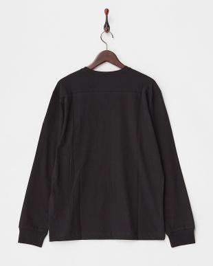 BLACK  ロングスリーブTシャツ A見る