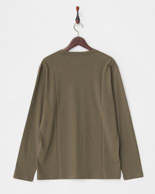OLIVE  ロングスリーブTシャツ B見る