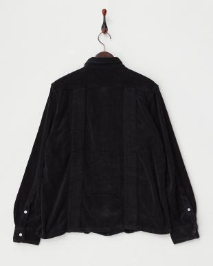 BLACK  パイルジャケット見る