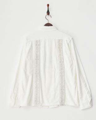 WHITE  パイルジャケット見る