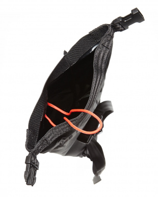 GRAVEL BLACK KNURLED SEAT BAG GRAVEL バイクバッグ見る