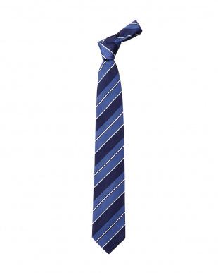 サックス/グレー/ブルー ネクタイ3本セット A見る