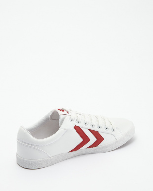 WHITE/RED  Deuce Court Sports見る