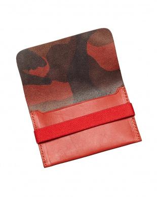 RED  カードケース見る