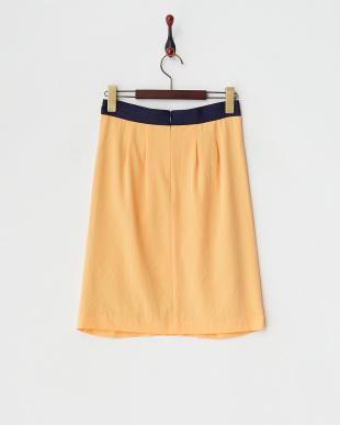 オレンジ スーパーヴィヨンスカート見る