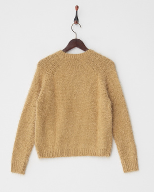 CAMEL MONSTER CREW NECK JP ニット見る