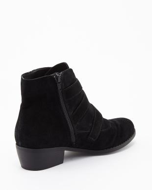 BLACK BILLY STRAPPY ブーツ見る