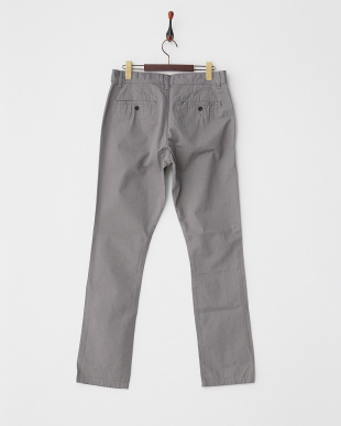 DARK GREY VINTAGE SLIM チノパンツ見る