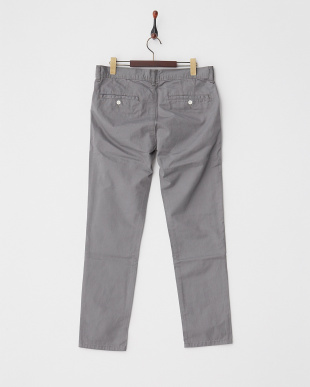 LIGHT GREY SKINNY CHINO チノパンツ見る