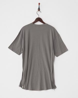 DARK GREY クルーネックTシャツ見る