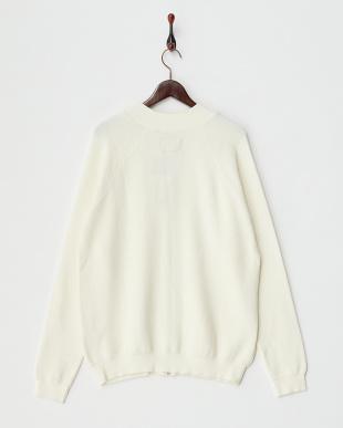 OFF WHITE フルジップセーター見る