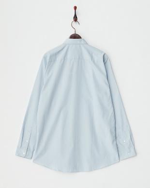 LIGHT BLUE  プレーンシャツ見る