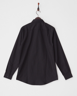 BLACK  プレーンシャツ見る