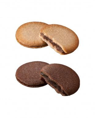 クッキーアソートメント8枚入×2個セット見る
