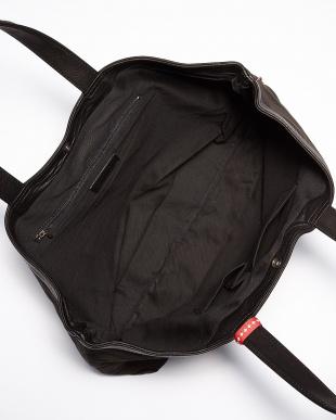 ブラック マチありトートバッグ見る