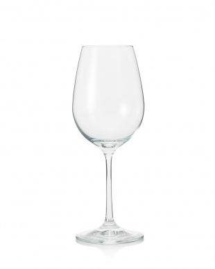Viola ペア・白ワイングラス 350mL見る
