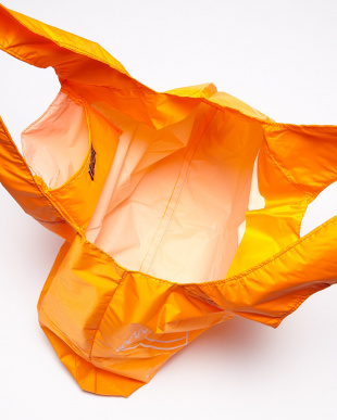 オレンジ エコバッグ(ムーミン)見る