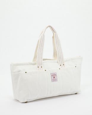 ホワイト  Fresh Marcket Bag見る