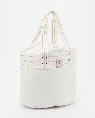 ホワイト Holiday Bucket Bag見る