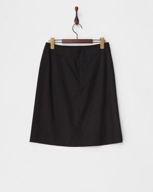 ブラック  モクロディAラインスカート見る