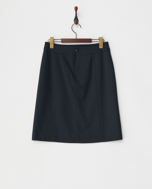 ネイビー  モクロディAラインスカート見る