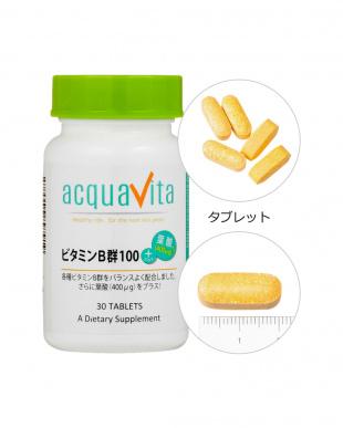 ビタミンB群100+葉酸(400μg)(30粒/1ヵ月分)×3見る