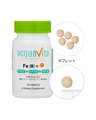 Fe(鉄)+ビタミン・ミネラル・アミノ酸(30粒/1ヵ月分)×3見る
