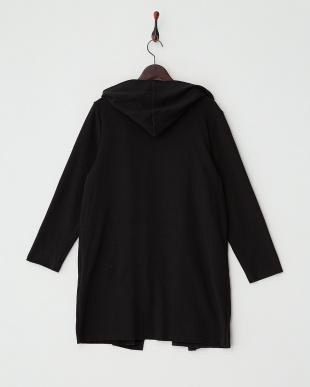 ブラック  コート・ベロアタッチ見る