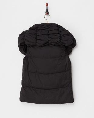ブラック  Big Collar Vest見る